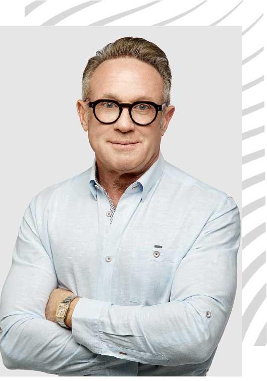 Donald Mackenzie - FOUNDER | PRESIDENT & CEO