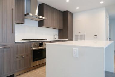 Furnished Modular Kitchen