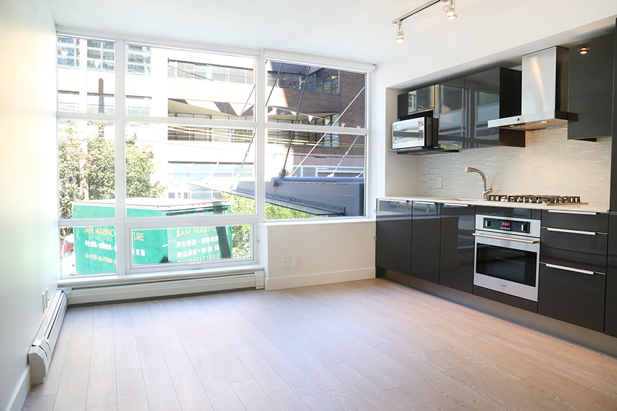 Furnished Modular Kitchen in Vancouver