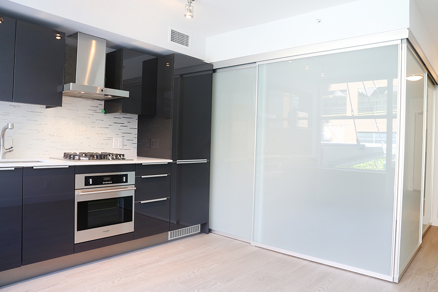 Fully Furnished Modular Kitchen in Vancouver